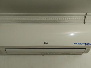 Perawatan rutin unit indoor AC rumahan