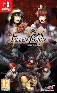 Fallen Legion Rise to Glory Switch XCI NSP NSZ