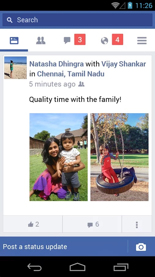 Facebook Lite v14.0.0.3.153 beta