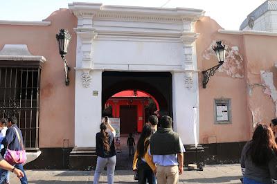 Triple A, Teatros de Lima, Historia de los Teatros en Perú