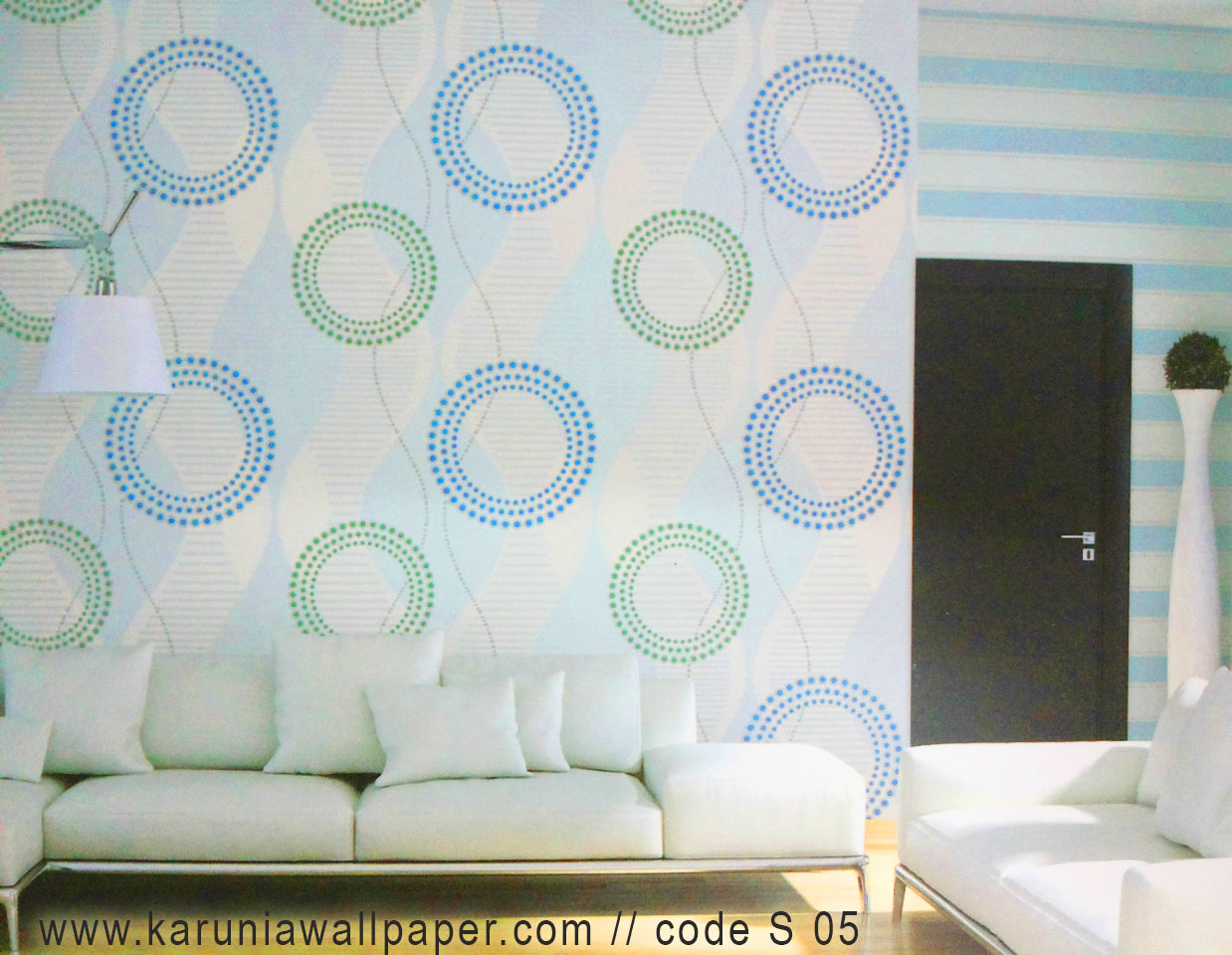 wallapepr dinding minimalis bagus  karuniawallpaper surabaya