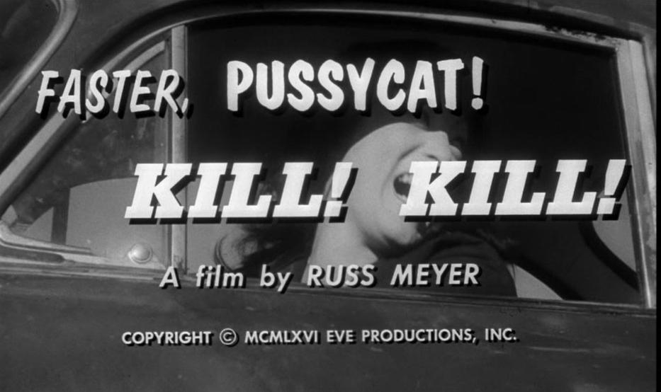 Pussy dvd kill cat faster kill