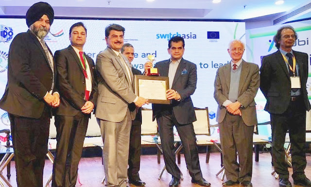 IMSME of India is India's Most Respisive Business Member Organization National Award