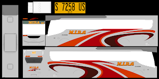 Download Livery Bus Discovery Mira