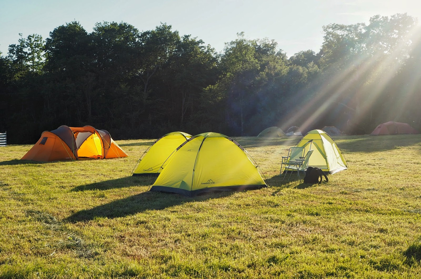 #GOcation camping staycation with GO Outdoors