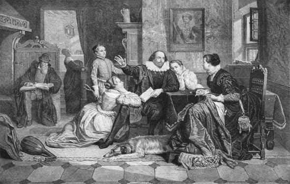shakespeare's-family-عائلة-وليام-شكسبير
