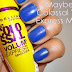 Maybelline Colossal Voloume Mascara (Water Resistant) : Review and EOTD