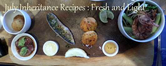July Inheritance Recipes with Linky