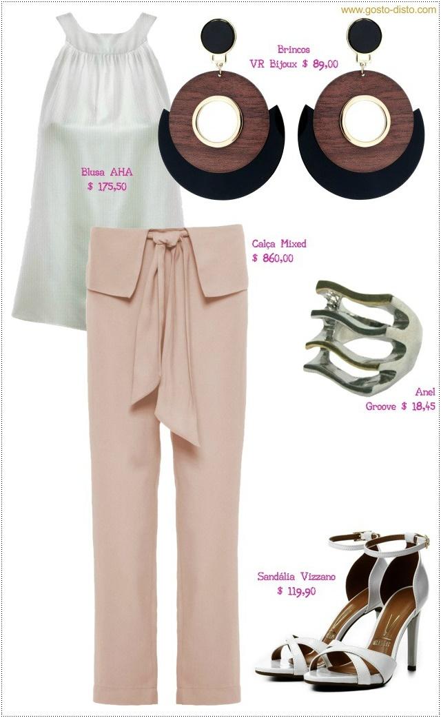 Pastel pink ou rosa pastel para um verão fresquinho