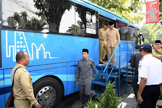 25 BRT Resmi Beroperasi Di Mataram NTB