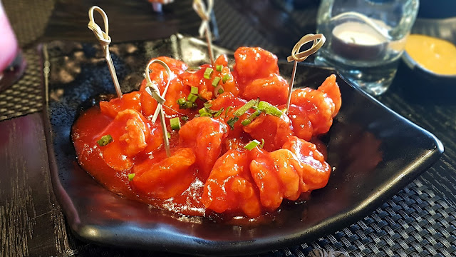 Shrimp Lollipop - OVO Bar
