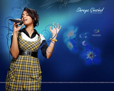 shreya ghoshal hd video songs download