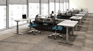 RGE Height Adjustable Tables