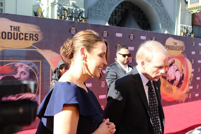 Jennifer Dorian and Coleman Breland TCM Classic Film Festival