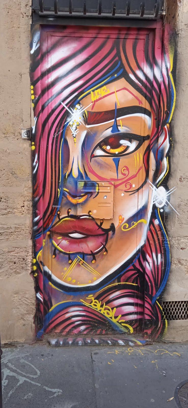 Grafity paris 21