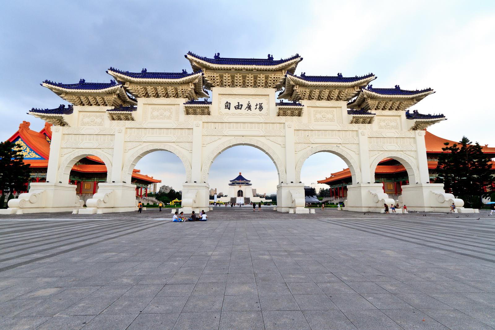 雙P世界部落格: 中正紀念堂