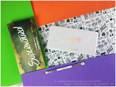 EYESHADOW PALETTE - SUPERNATURAL