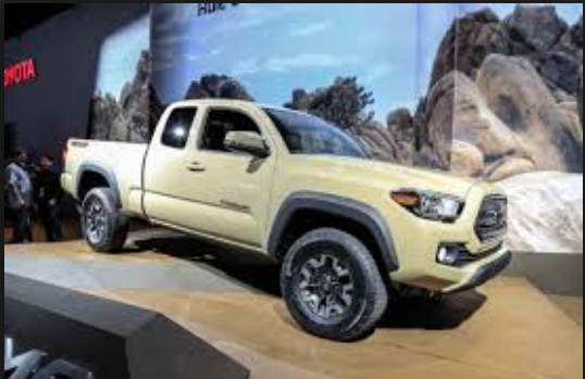 2016 Toyota Tacoma: First Look