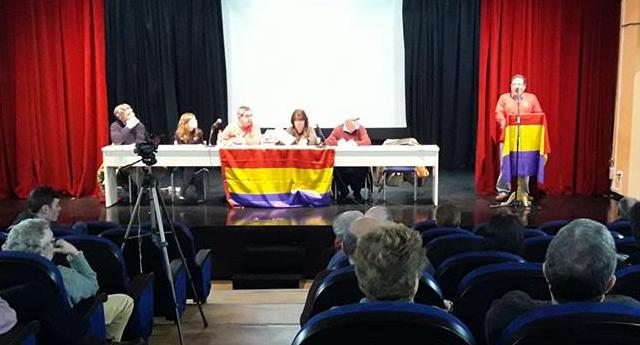 Primer Encuentro Republicano de la Comunidad Autónoma de Madrid