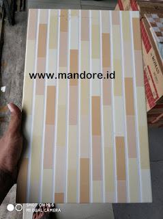 Keramik Dinding Kamar Mandi 25x40 Cm 7
