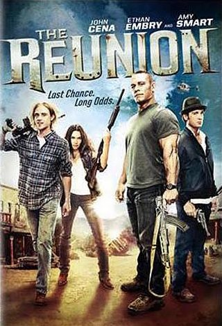 The Reunion DVDR NTSC Full Español Latino ISO