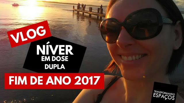 Vlog níver em dose dupla e fim de ano 2017