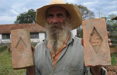 Artefak-artefak Nazi Yang Ditemukan di Brazil