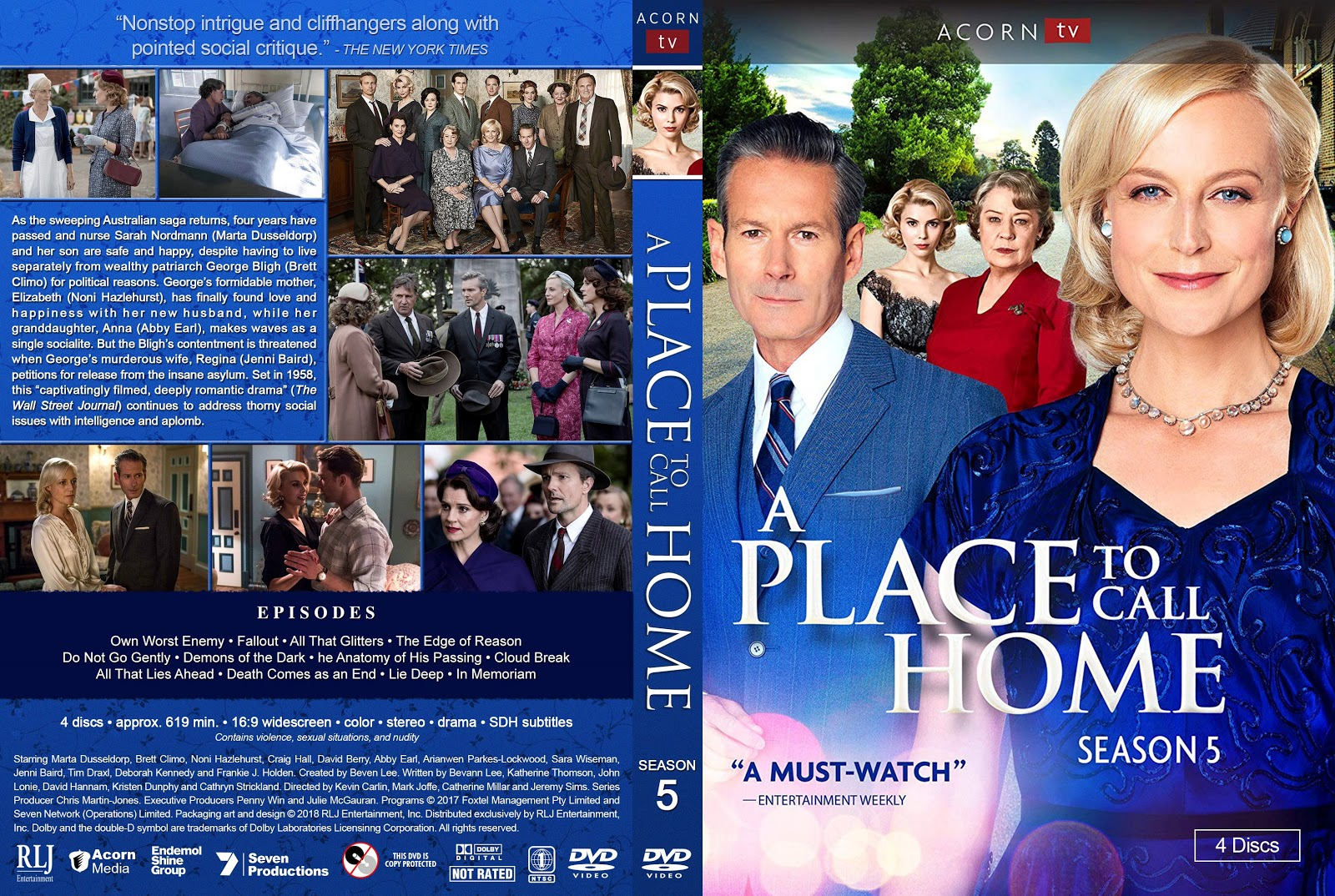 a place to call home season 5 watch free