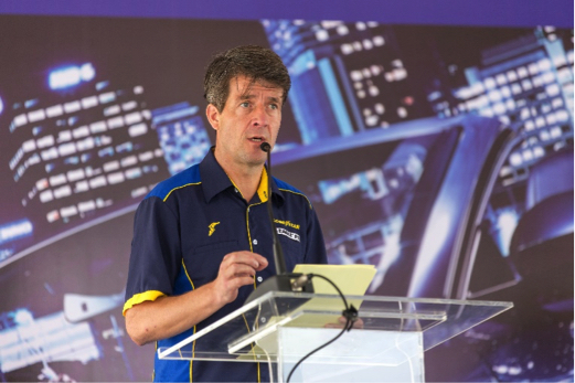 Ben Hoge, Managing Director at Goodyear Malaysia Berhad, shared that the introduction of Goodyear Eagle F1 Asymmetric 3 is in line to meet the growing demands of the premium sport tire segment in Malaysia.