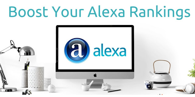 Improve Alexa Ranking