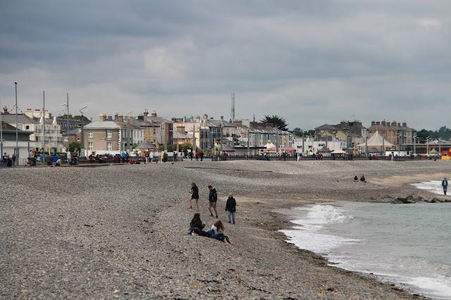 ranta loma meri Irlannissa