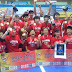nama-nama tim Women Pro Futsal League Indonesia 2017