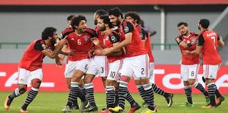 موعد مباراة مصر وسوازيلاند ضمن تصفيات كأس أمم أفريقيا 2019 والقنوات الناقلة