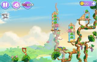 Download Angry Bird Stella Mod Apk v1.1.5 Terbaru Full Version (mod Money)
