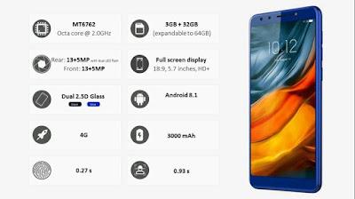 Smartphone Lenovo K9 Menjawab 5 Hal ini