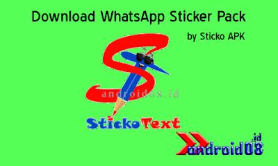 Download WhatsApp Sticker Pack Keren (Sticko APK)