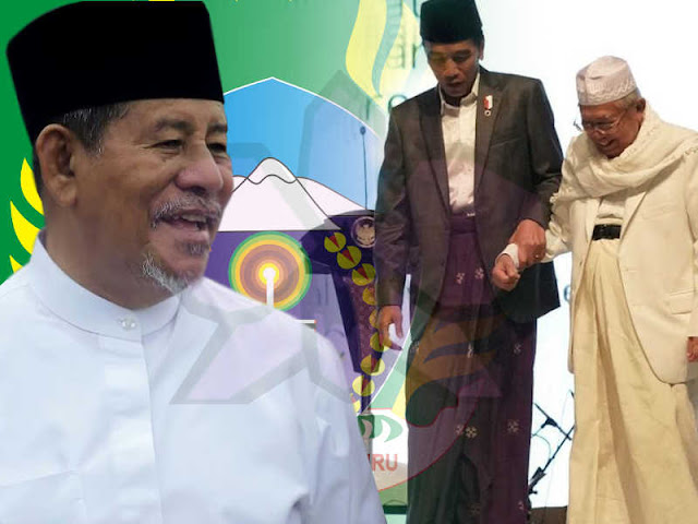 Abdul Gani Kasuba Dukung Joko Widodo - Ma'ruf Amin di Pilpres 2019