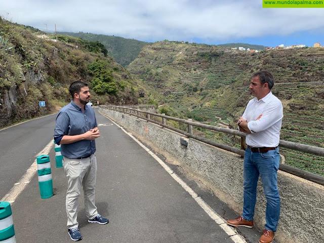 El Cabildo da luz verde al proyecto de la urbanización de la calle Príncipe Felipe en San Andrés y Sauces