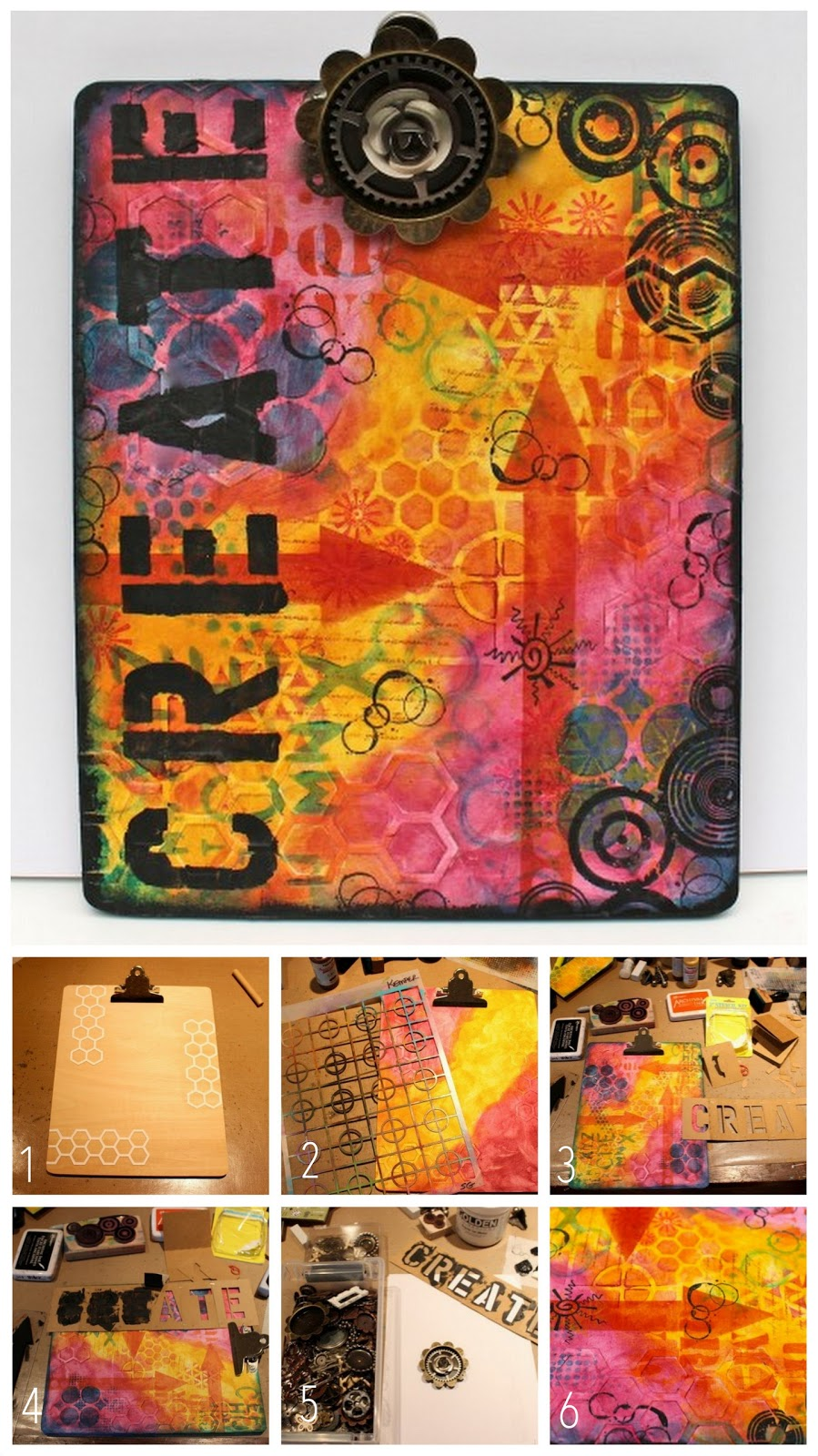 http://www.marjiekemper.com/mixed-media-clipboard-guest-designer-at-frilly-and-funkie/