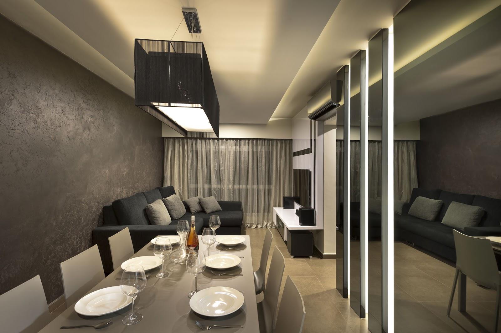 Singapore HDB Room Interior Design