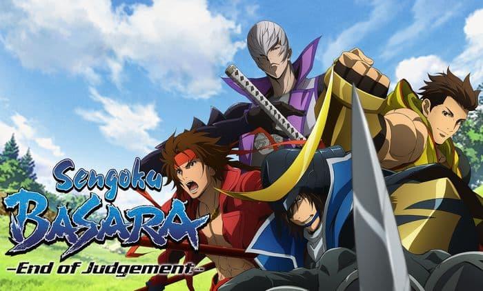جميع حلقات انمي Sengoku Basara S3 الموسم الثالث مترجم على عدة سرفرات للتحميل والمشاهدة المباشرة أون لاين جودة عالية HD