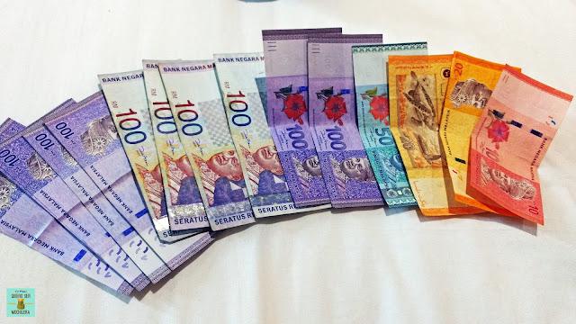 Dinero en Malasia