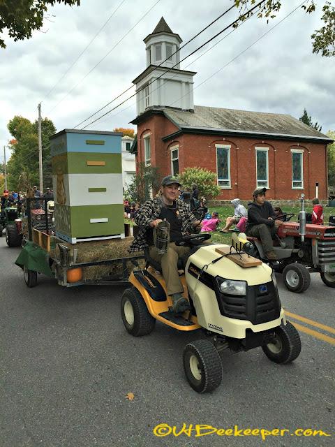 2016 Tractor Parade