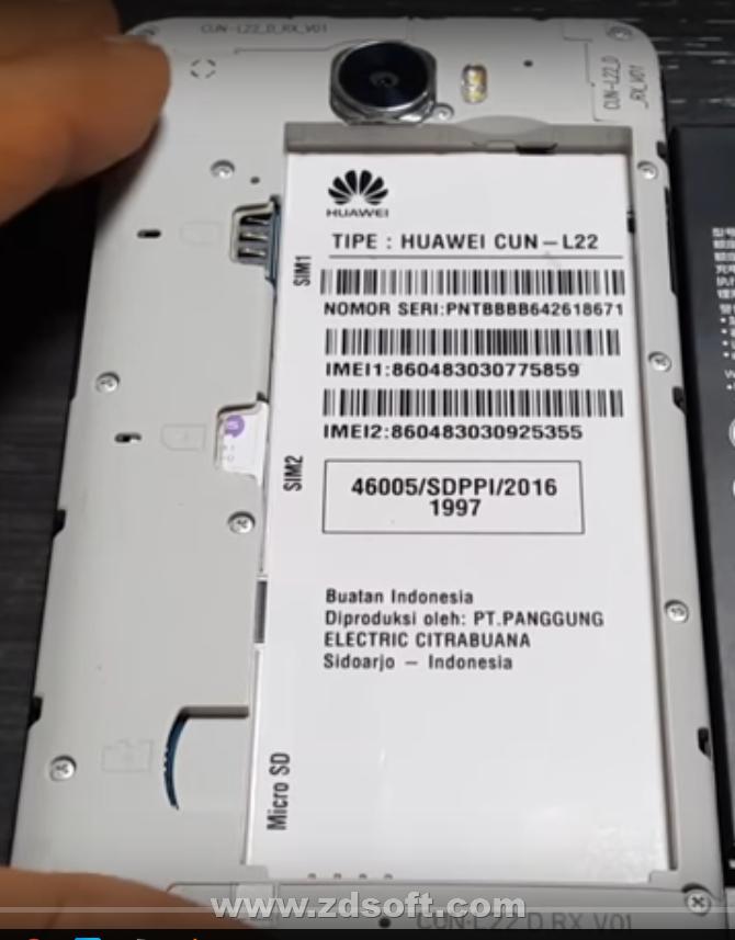 Firmware Stock Rom Huawei Cun L22 Flash File Mt6735 Dead