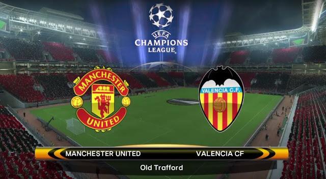 Prediksi Manchester United vs Valencia 3 Oktober 2018 Liga Champion Eropa Pukul 02.00 WIB