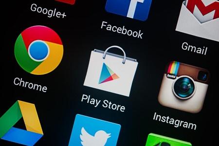 cara logout  Google Play Storea