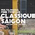 Classique Saigon Typeface - Font tiếng Việt