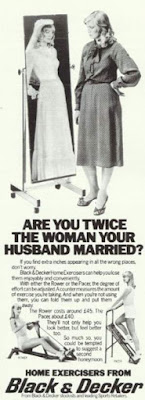 Black & Decker - Are you twice the woman your husband married?