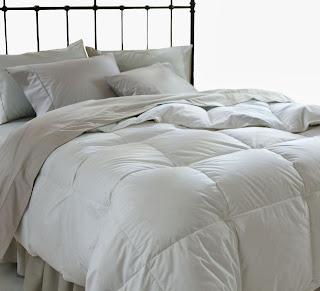 Grand Down All Season Down Alternative Full/Queen Comforter, White