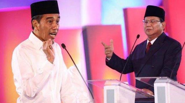 Segmen Empat, Jokowi dan Prabowo akan Saling Debat Selama 16 Menit